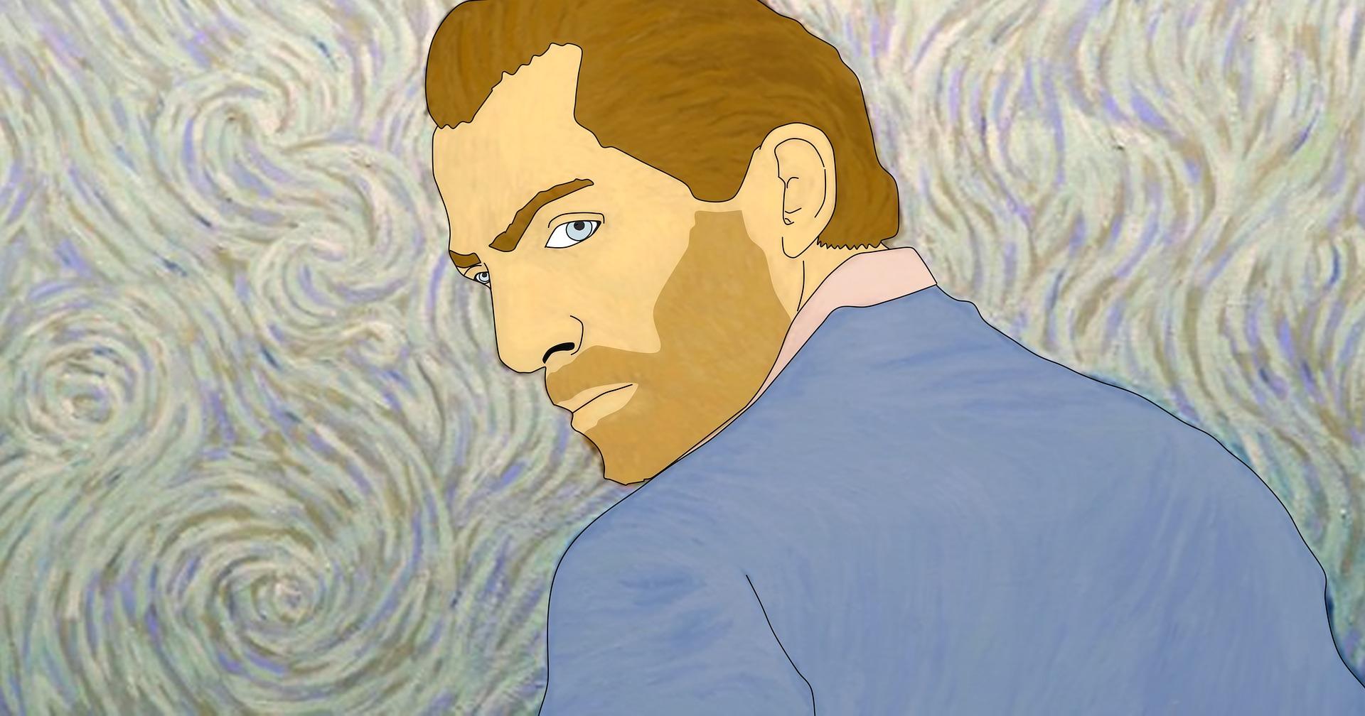 Vincent Van Gogh: ein subtiles Remake – Patchworking.ch